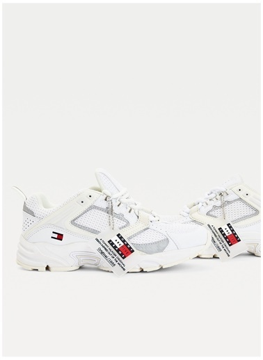 Tommy Hilfiger Tommy Hilfiger Sneaker Beyaz